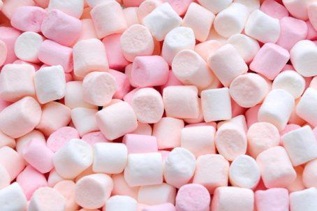 gelatin in food-Marshmallow