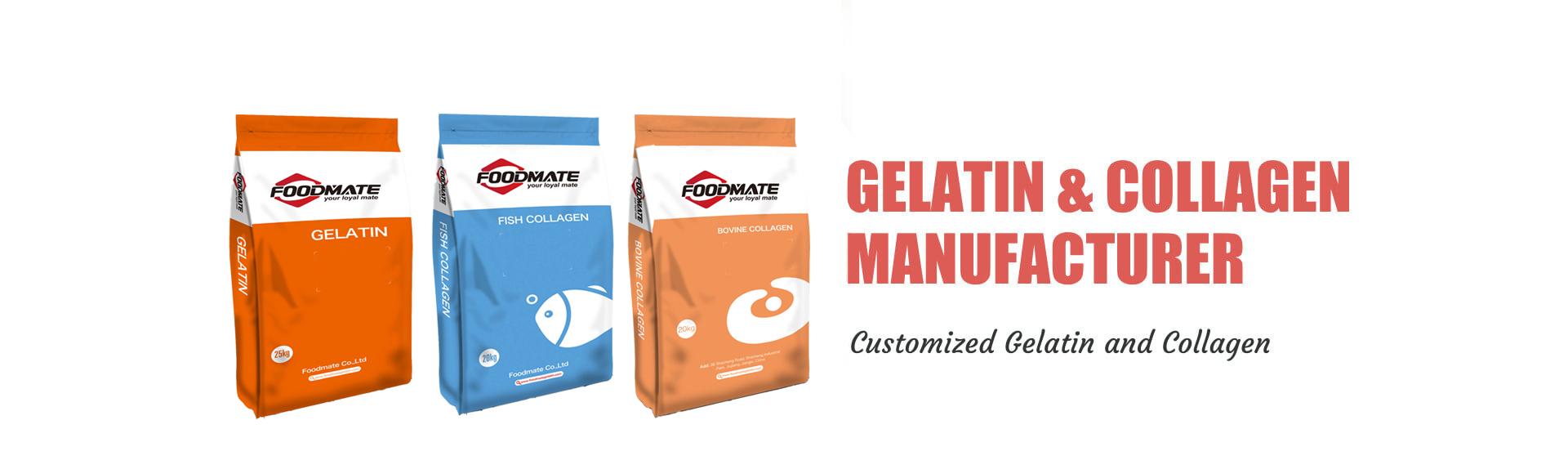Gelatin & Collagen manufacturer