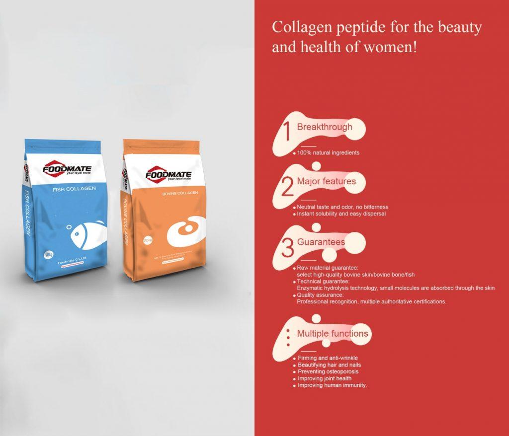 fish collagen and bovine collagen