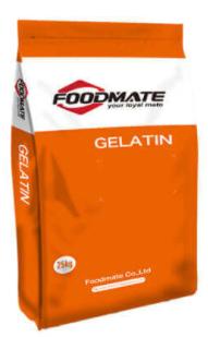 Foodmate gelatin